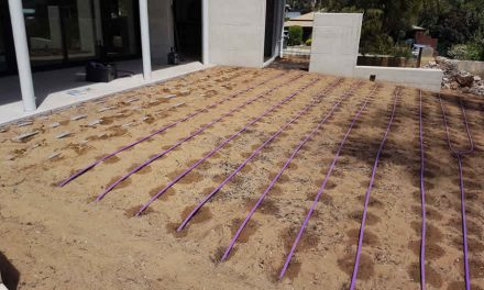 Greywater installation and maintenance