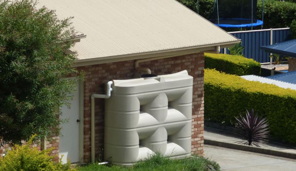 Rainwater Tank Perth